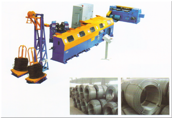 Wire Cold Rolling Machine LZ-9